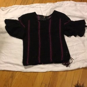 Free People sweater/top